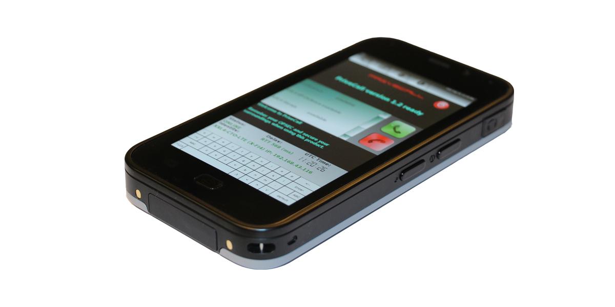 PriveCall 2.0 kriptirani uređaj za enkripciju govora, poruka i dokumenata.